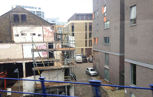 Borough development